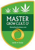 Hemp Geo Institute, LLC., Master Grow CERT G2 Program