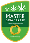 Hemp Geo Institute, LLC., CERT G2 Program