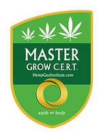 Hemp Geo Institute, LLC., Master Grow CERT Program