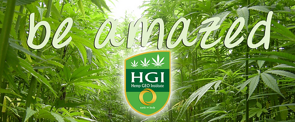 Hemp Geo Institute, LLC., Be Amazed