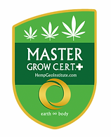 Hemp Geo Institute, LLC., Master Grow CERT Plus Program