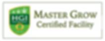 Hemp Geo Institute, LLC., Master Grow Certified Facility Plaque