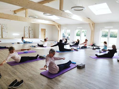 Block of 10 Online Pilates Classes