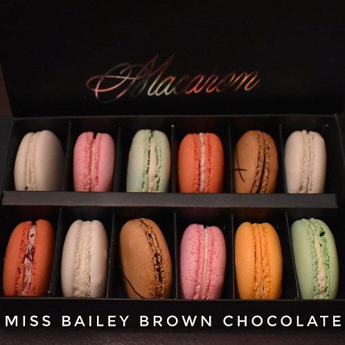 Macarons Assortment (12)
