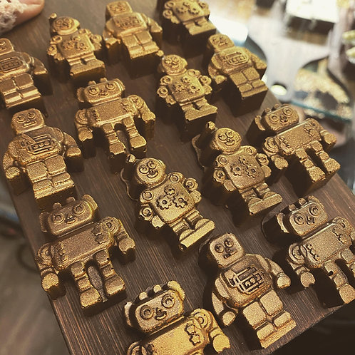 Steampunk Robots (6)