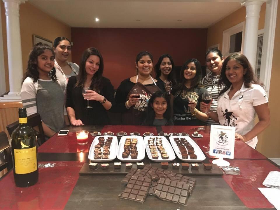 Gourmet Chocolate Workshop