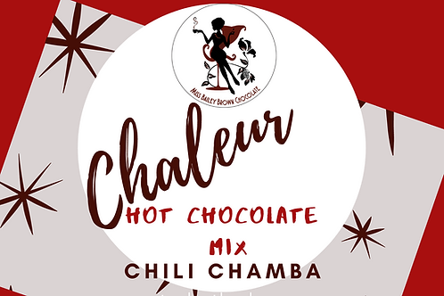 Chaleur Chili Chamba