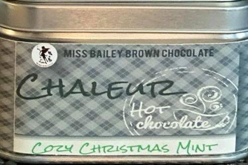 Chaleur Cozy Christmas Mint