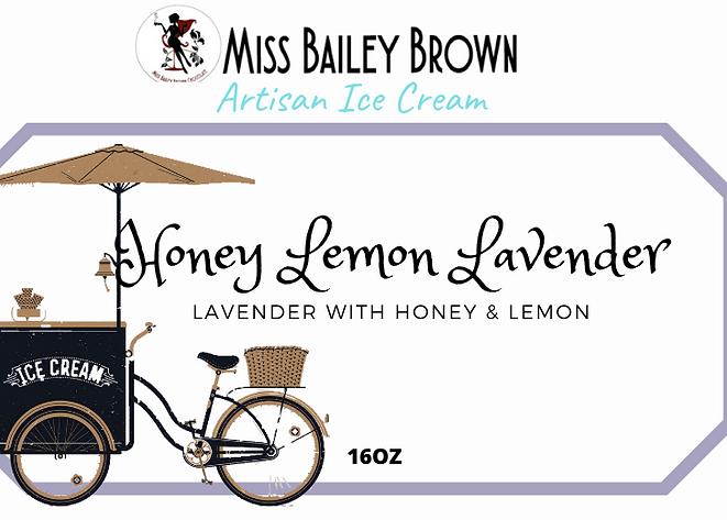 Artisan Ice cream Honey Lemon Lavender.p