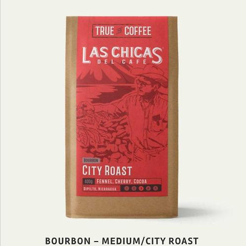 LAS CHICAS Bourbon/Medium Roast