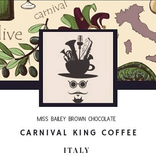 Carnival King Coffee: Italy