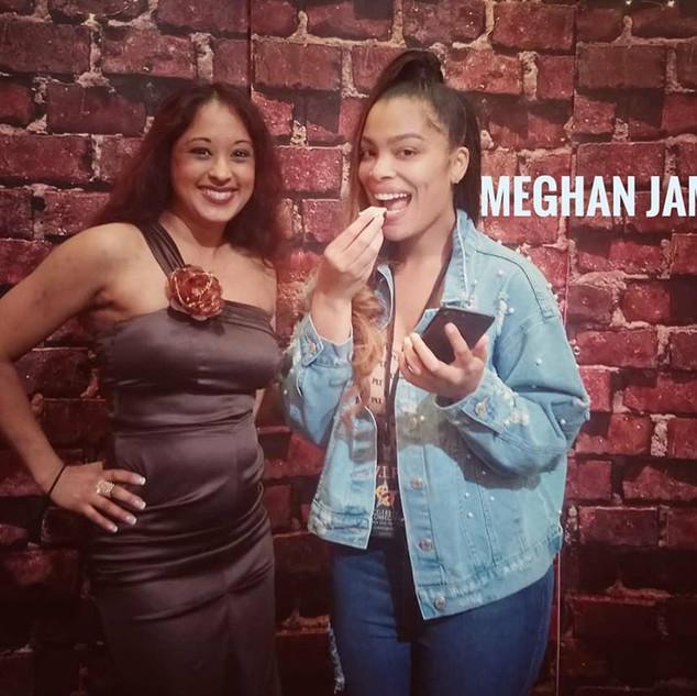 Meghan James