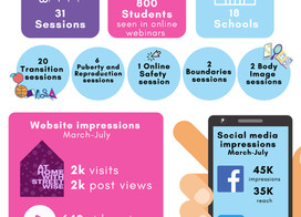 Streetwise Online Impact Infographic
