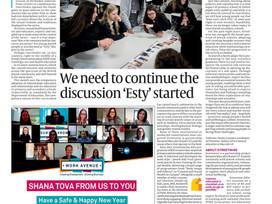 'Unorthodox', RSE & Consent Education - Jewish Chronicle
