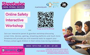 Landscape SW Online Safety Parent Worksh