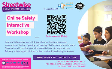 Landscape SW Online Safety Parent Worksh