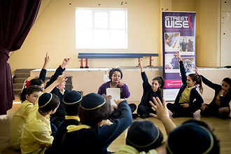 StreetWise- Nancy Reuben Primary School-