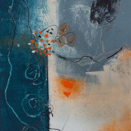 Blue & Orange 1