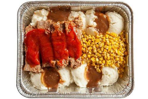 Meatloaf Dinner for4