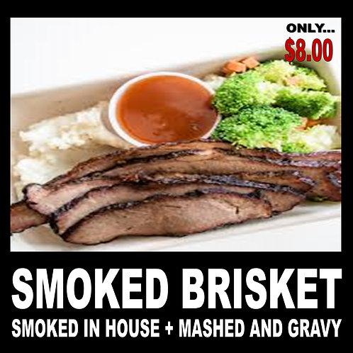 NEW! Smoked Brisket