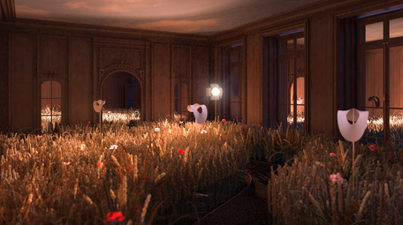 Benjamin Sylvander - ROUH 3D _ SCENOGRAP