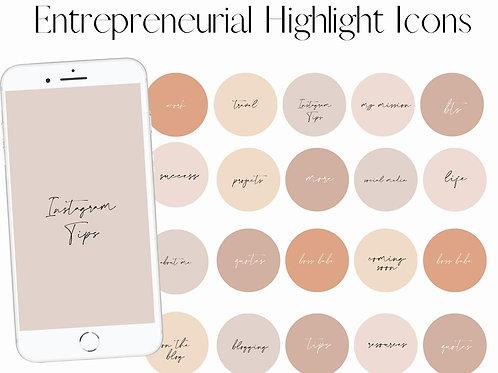 20 Entrepreneurial IG Highlights
