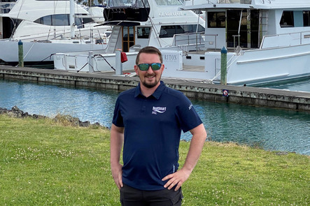 Gavin - your Boatsmart HQ rep