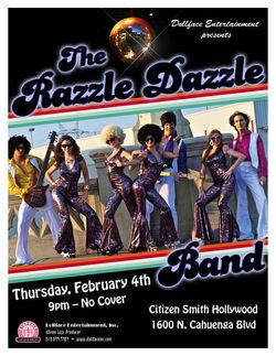 Makinna Ridgway & Razzle Dazzle
