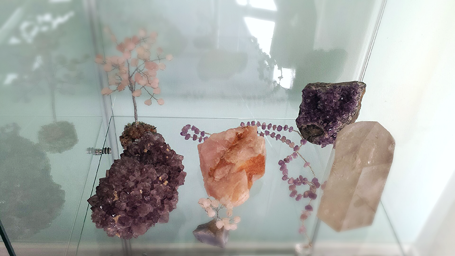 Crystals from Brazil