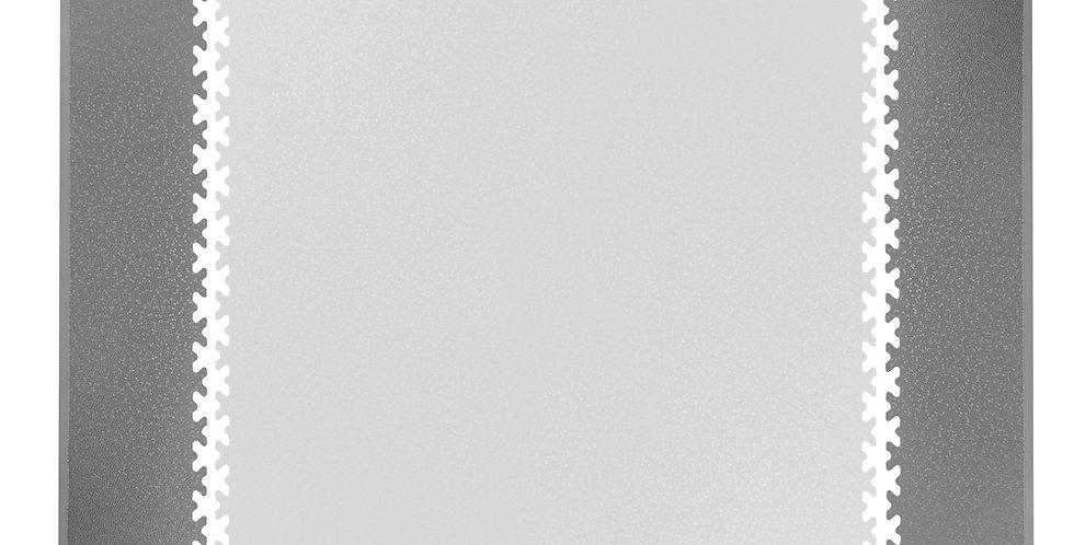 Postranní nájezd pro podložku Simple 2ks šedý