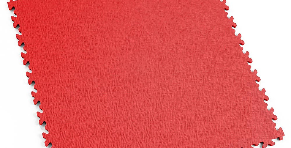 Vinylová průmyslová dlaždice SimpleJack Triton Positron / Rosso Red