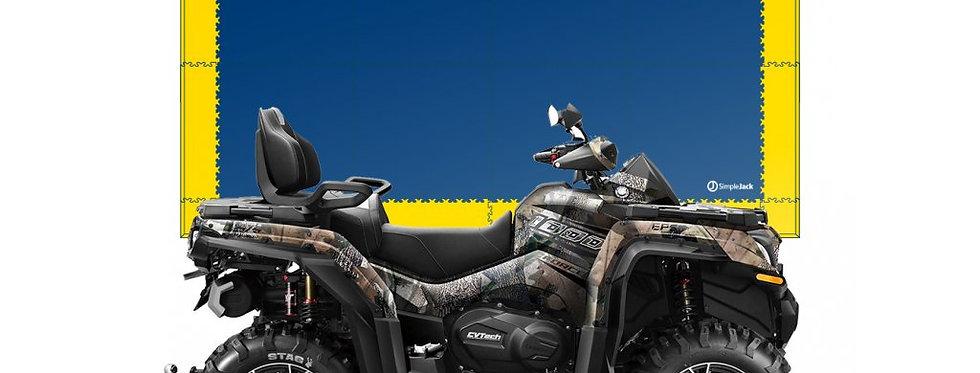 Motocyklový koberec SimpleJack BikeColor Jumbo
