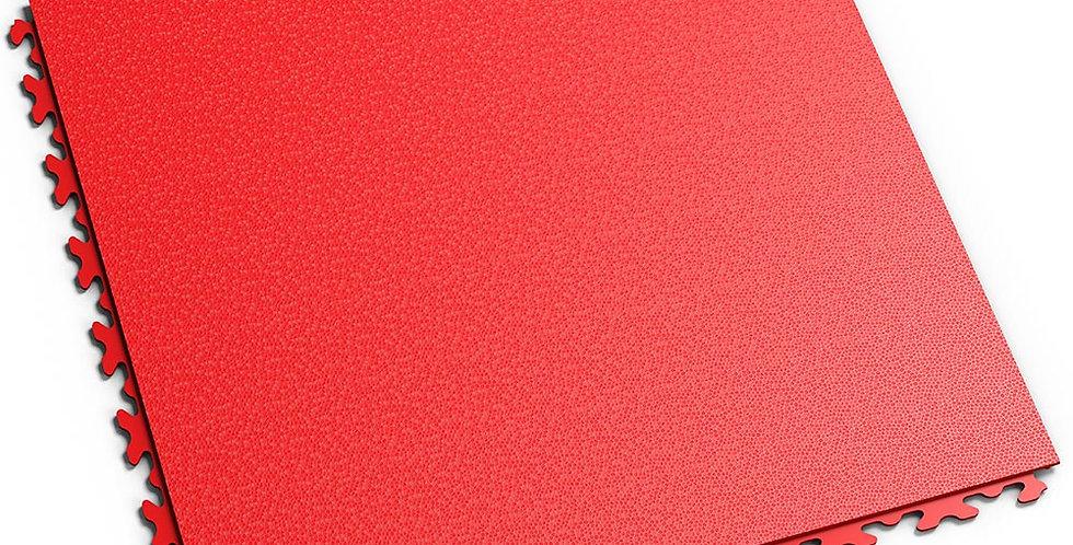 Vinylová zátěžová dlaždice SimpleJack Miranda Negatron / Rosso Red