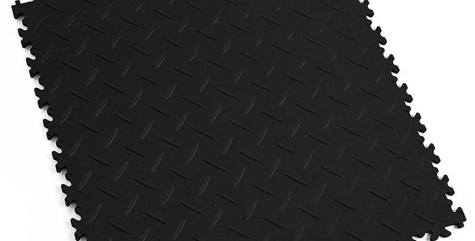 Vinylová recyklovaná dlaždice SimpleJack EcoTriton Crystal / Black