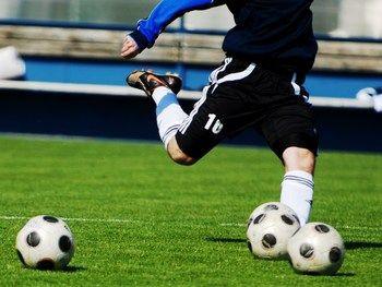 Fotbalová škola v Raduni