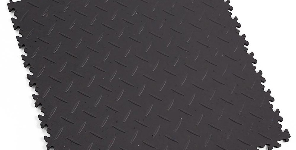 Vinylová recyklovaná dlaždice SimpleJack EcoTriton Crystal / Grey