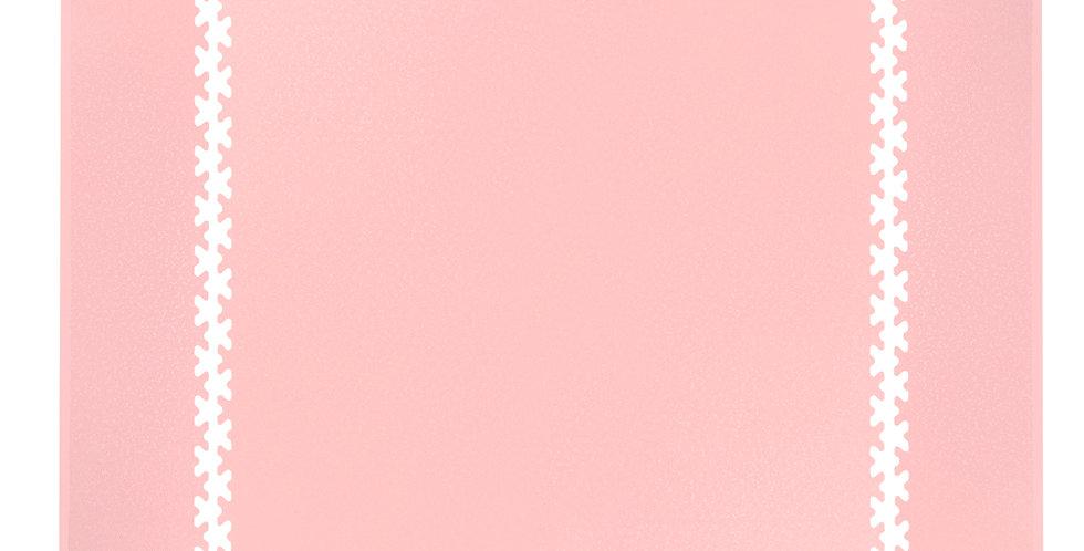 Rohy pro podložku Simple 4ks červené