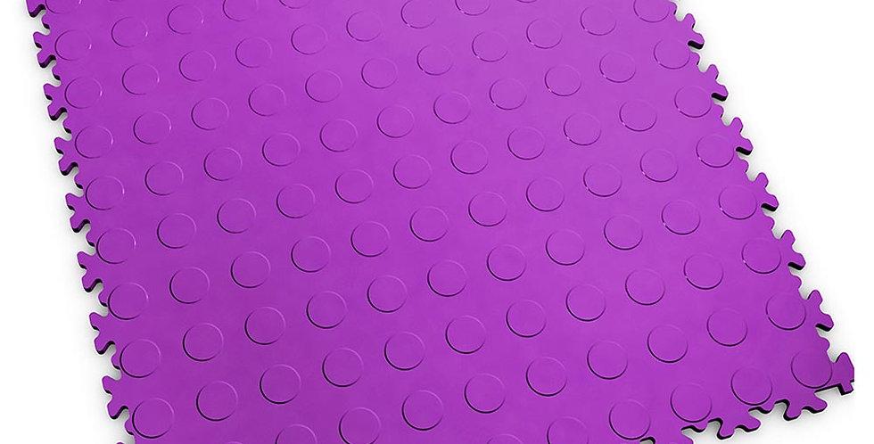 Vinylová průmyslová dlaždice SimpleJack Triton Planet / Purple