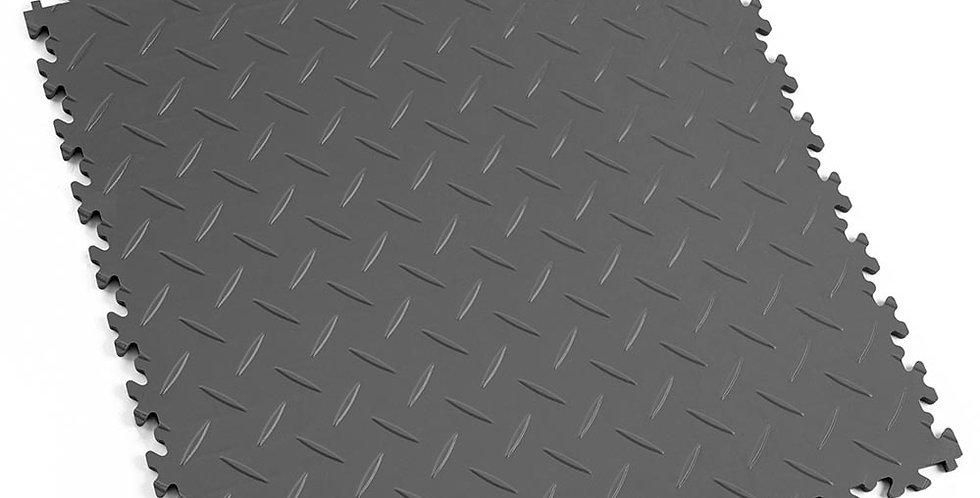 Vinylová průmyslová dlaždice SimpleJack Triton Crystal / Graphite