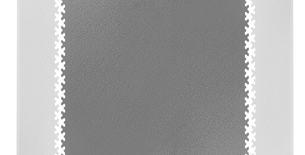 Puzzle zátěžová podložka inSPORTline Simple 1 ks šedá