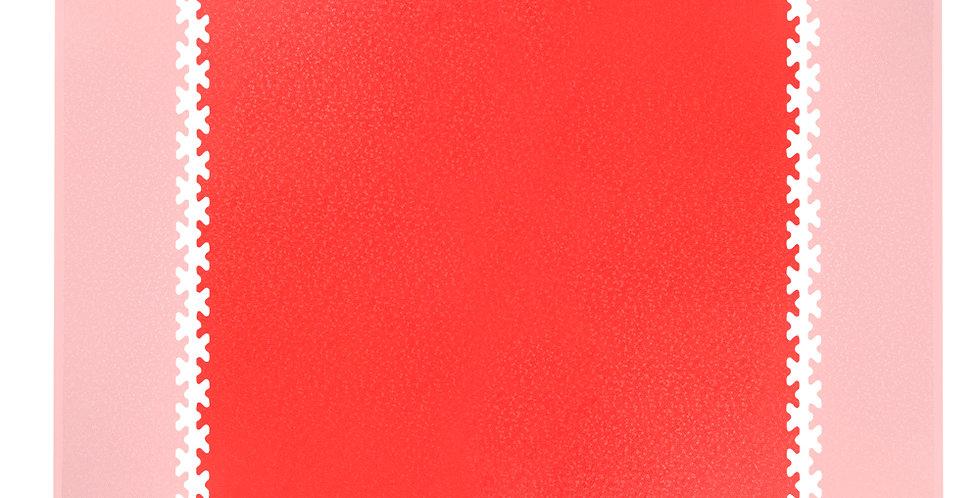 Puzzle zátěžová podložka inSPORTline Simple 1 ks červená