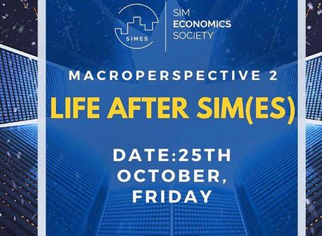 Macro Perspective II: Life After SIM(ES) (2019)