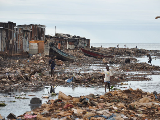 Why Sub-Saharan Africa Remains Mired in Extreme Poverty