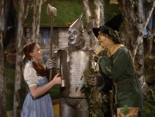 O, Heartless Tin-man, Wilt Thou Beest Mine Shining Knight?
