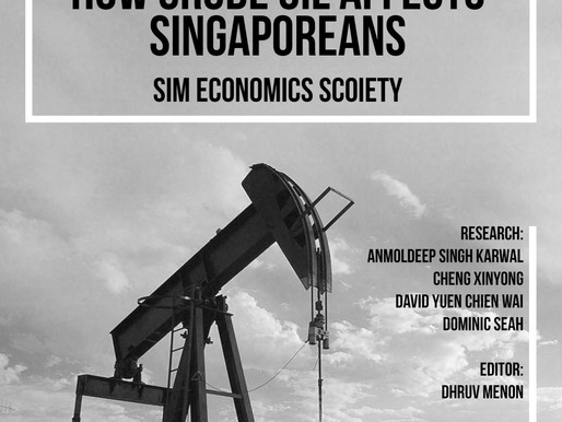 SIMES Research Report – How Crude Oil Affects Singaporeans