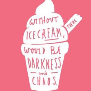 Ice Cream Theory
