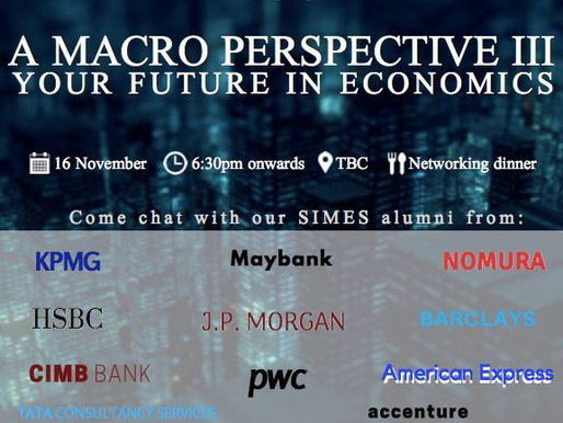 Macro Perspective III: Your Future in Economics (2018)