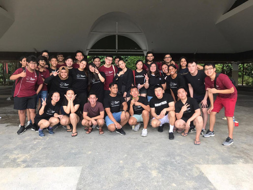 SIMES Orientation Day 2019
