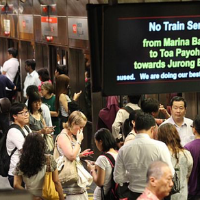 Train disruptions and their impacts on the economy