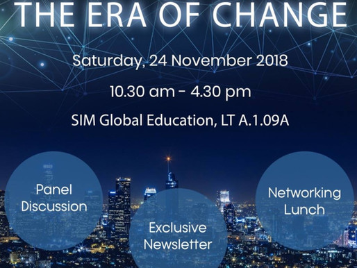 Economics Summit 2018: The Era of Change